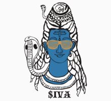 LORD SHIVA, COSMIC ROCKSTAR by Miaow-or-Never