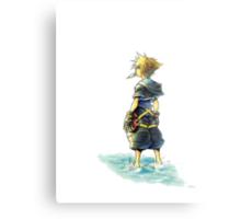 Sora In The Sea Metal Print
