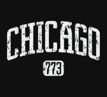 Chicago 773 (White Print) by smashtransit