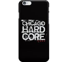 Chicago Hardcore (v1) iPhone Case/Skin