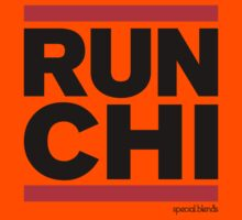 Run Chicago (v3) Kids Clothes