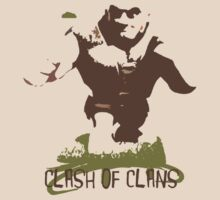 Clash of Clans - Giant Edition by nytelock