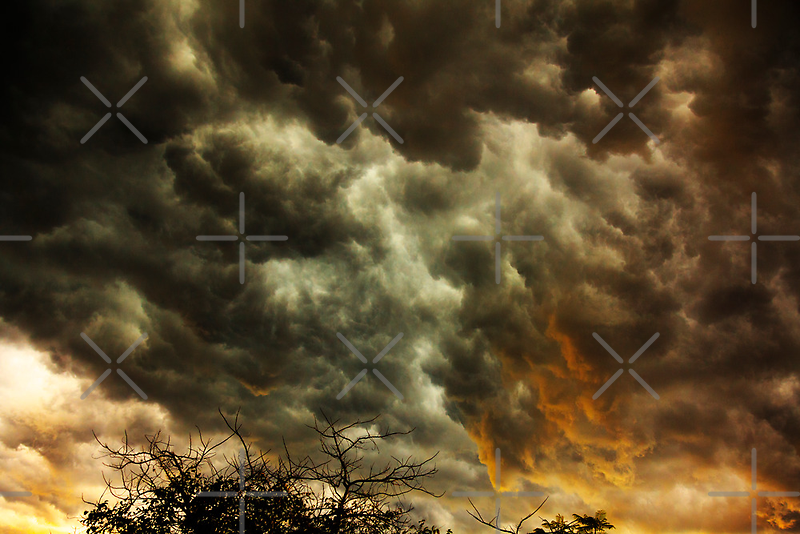 After every storm the sun will smile by Mel Brackstone