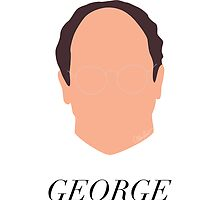 Seinfeld - George Headshot by alainaborst