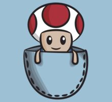 Pocket Toad T-Shirt