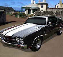 Chevy SS Chevelle by Keith Hawley