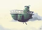 Airship by r0mbag