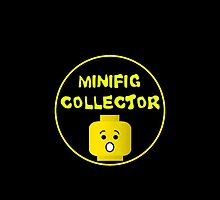 MINIFIG COLLECTOR by Chillee Wilson from Customize My Minifig by ChilleeW