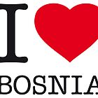 I ♥ BOSNIA by eyesblau