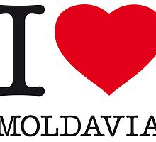 I ♥ MOLDAVIA by eyesblau