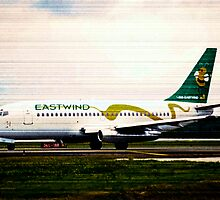 Eastwind Airlines Boeing 737-200 e1 by boogeyman