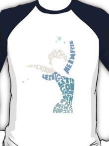 Elsa - Let it go T-Shirt