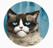 Grumpy Cat large by bliz
