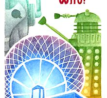 Doctor Who? by Catie Donnelly