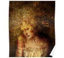 High Priestess of Solstice Poster