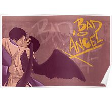 Bad, Bad Angel (Black Wings Version) Poster