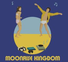 Dance at Moonrise Kingdom by Sleepy-Dan