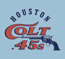 Houston Colt .45s (Astros) Retro Tee by AndrewTheGOAT