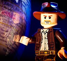LEGO Indiana Jones by jarodface