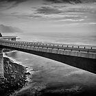 Sea Cliff Bridge by Malcolm Katon