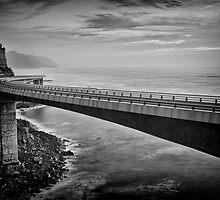 Sea Cliff Bridge by Malcolm Katon