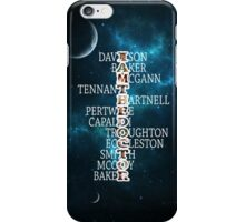 I am the Doctor iPhone Case/Skin
