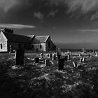 tintagel church by Gary Sutton