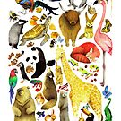 All the Animals by Alice Prior