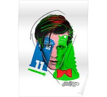Doctor Warwhol #11 Poster