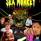 Night of the Sea Monkey Art by Jessica Feinberg