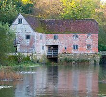 Sturminster Newton Mill by solsticemoon