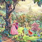 Disney's Sleeping Beauty Poster by lucylovett4