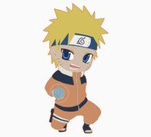 Chibi Naruto Uzumaki Kids Clothes