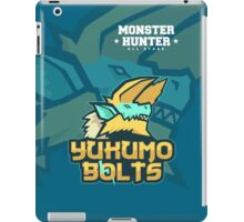 Monster Hunter All Stars - Yukumo Bolts iPad Case/Skin