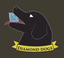 Diamond Dogs by icemanire