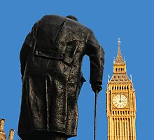 Winston Churchill by Jasna