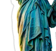 Liberty Light Sticker