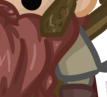 Gimli Sticker