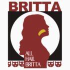 All Hail Britta! by albertot