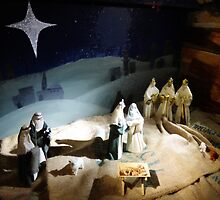 The Nativity Scene  by PictureNZ