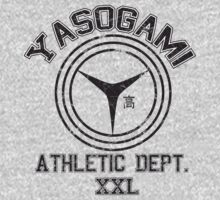Yasogami Athletics by Oathkeeper9918