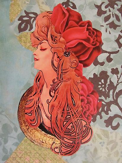 Nouveau  by Kanchan Mahon