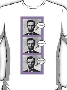 #AbrahamLincoln T-Shirt
