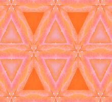 Cute Trianglular Design by Mariaan Maritz Krog Photos & Digital Art
