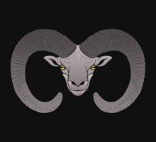 Ovis. Mouflon. Ram by green52