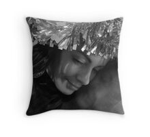 Ow my Darling. Throw Pillow