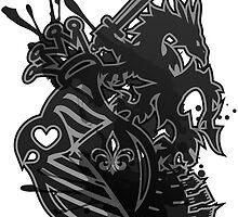 Dragon_Knight by auraclover