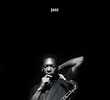 jazz - john coltrane by kjiang15