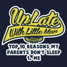 Uplate with little man by Lilterra