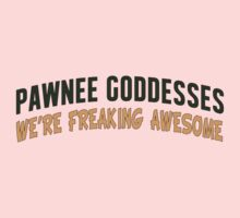 Pawnee Goddesses by Hailey Rankin
